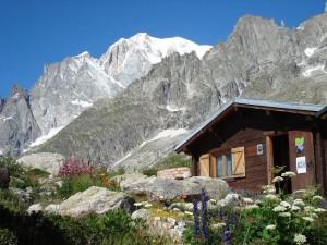 Giardino Alpino Saussurea - Monte Bianco