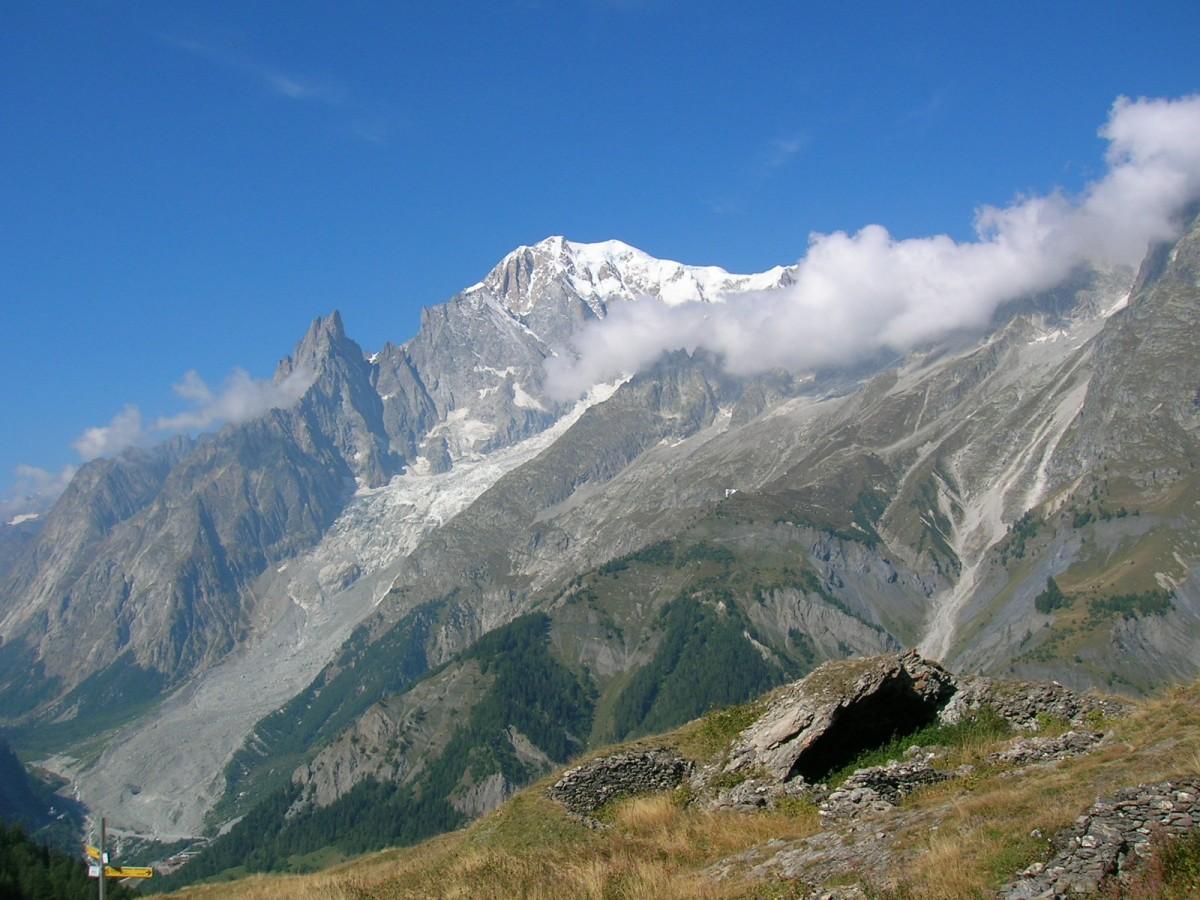 Il Massiccio del Monte Bianco