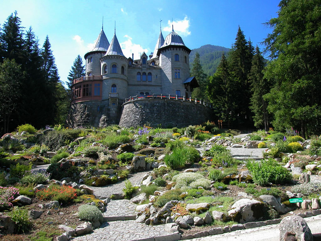 Castel Savoia Jardinalp