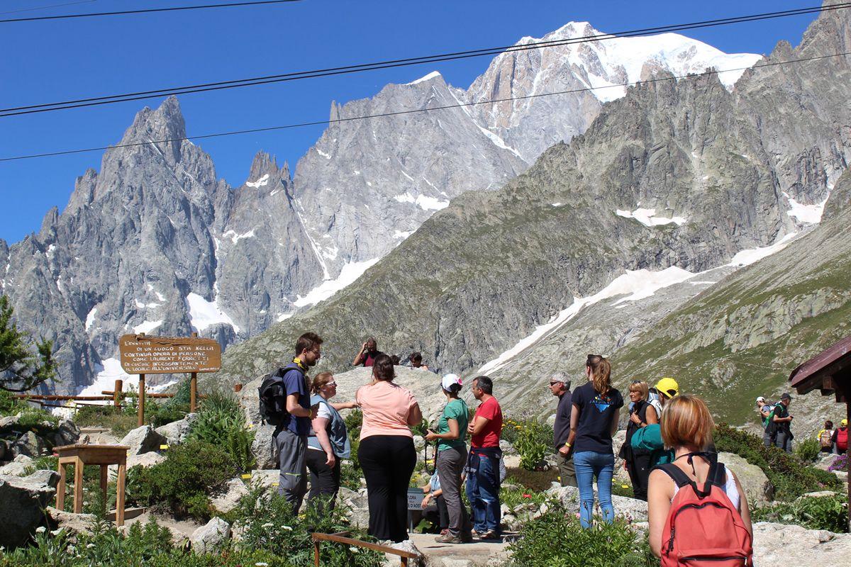 Formazione tecnica - Giardini Botanici Alpini